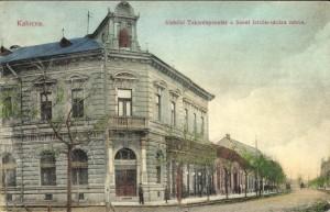 Kalocsa, Szent István utca, 1910-es évek
