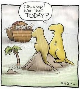 Dino extinct